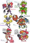 Character Design Prompts (September 2016)