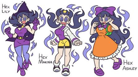 Hex Mania 3 by Shenaniganza