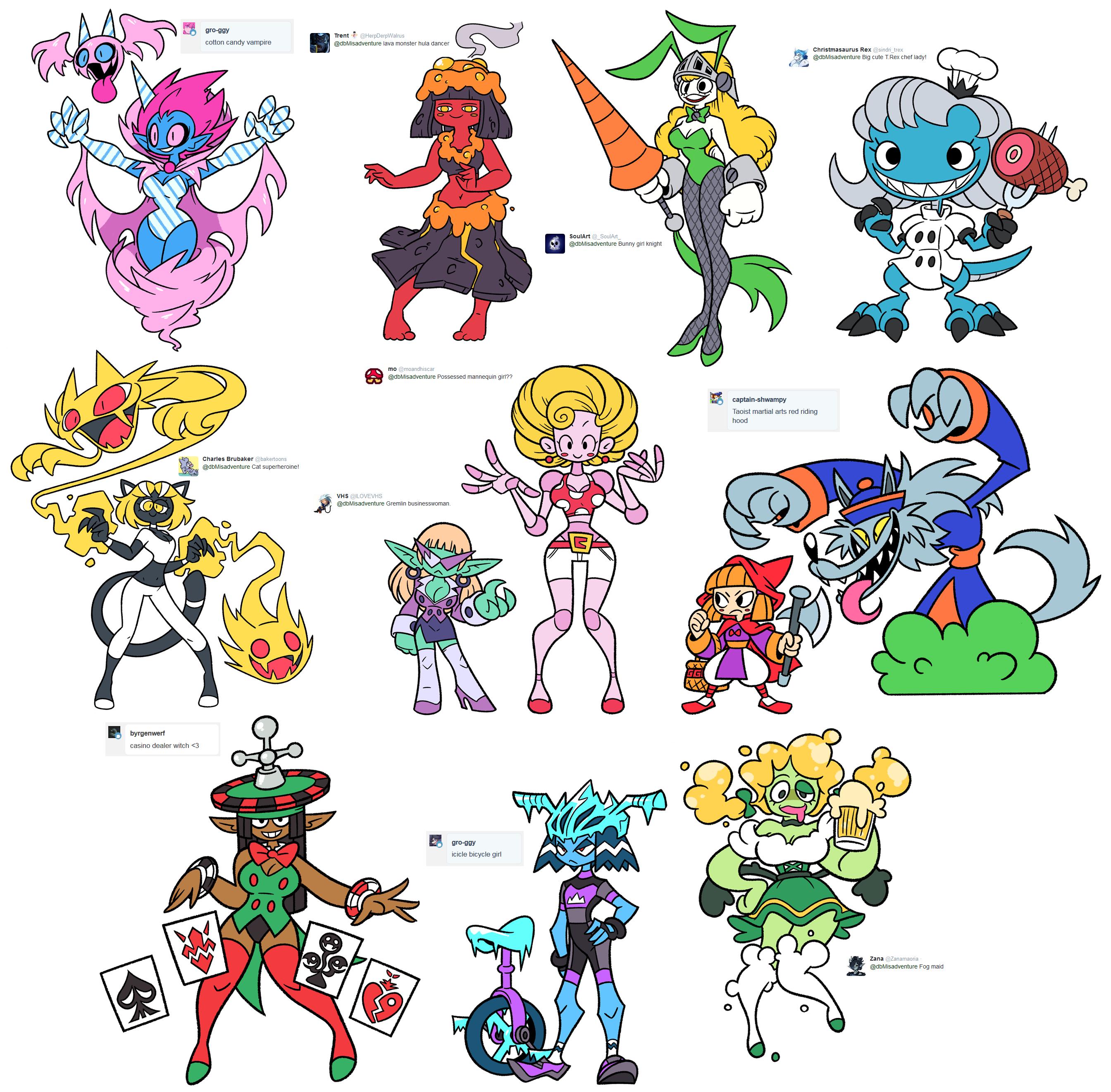Character Design Prompts : Character design prompts february by shenaniganza