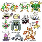 Lotser Monsters