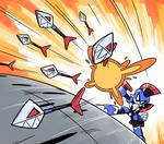 COMMISSION: Archeropteryx