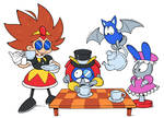 Eggette's Tea Party