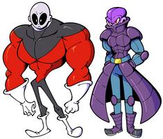 Super Friends by Shenaniganza
