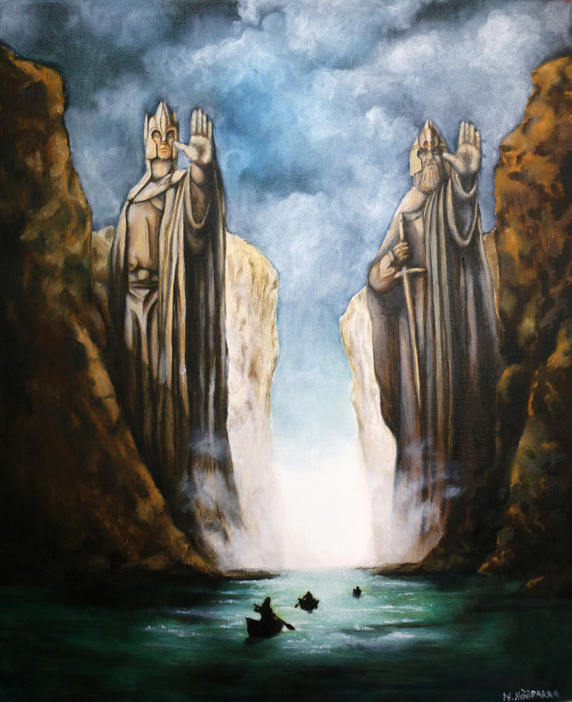 Lord Of The Rings Nazgul Art