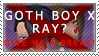 Anti-Goth Boy X Ray by Gintokichan