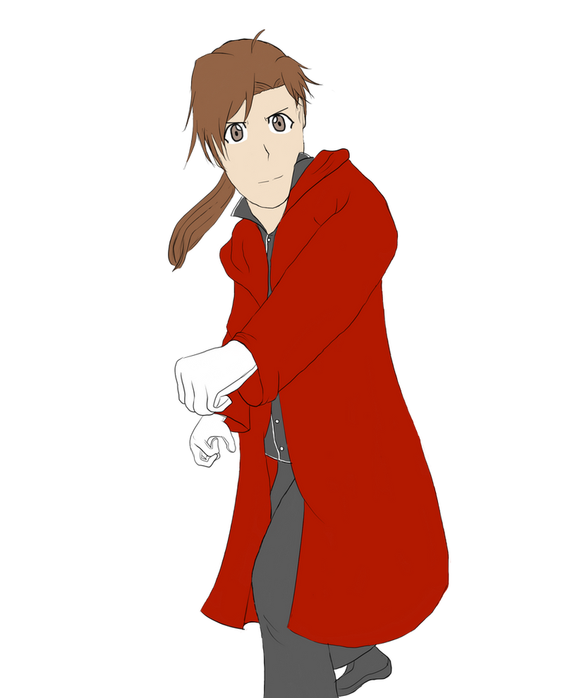 Alphonse fighting colour WIP by AkidaSoren