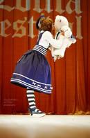 I love you, my teddy bear by rin-tamikuchu
