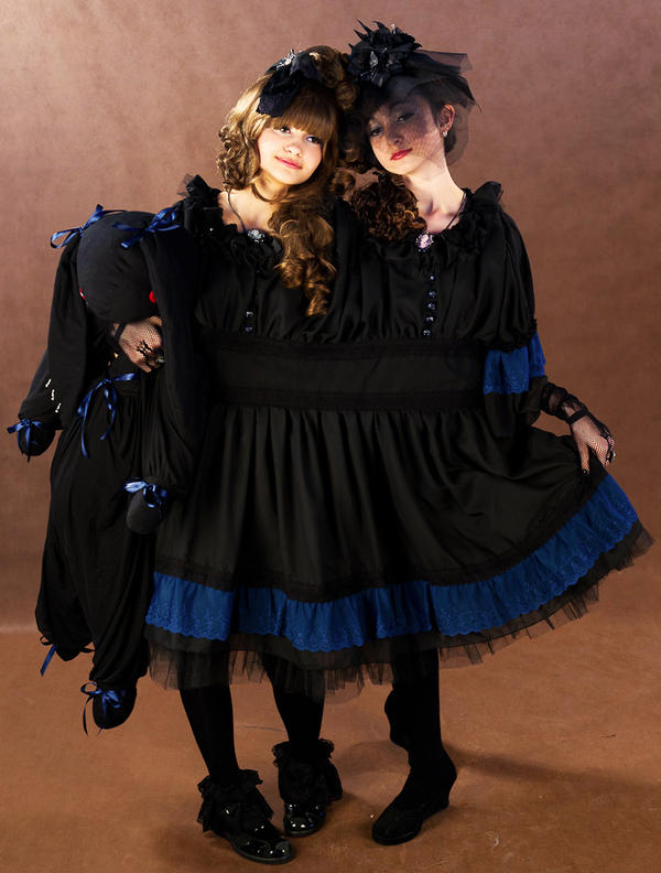 Vos images préférées du net~ Lolita___siam_twins_by_rin_tamikuchu-d4nhef2
