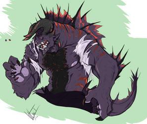 Behemoth TF for Sparky!