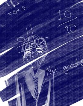 Anime Pose 2038
