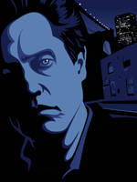 Christopher Walken, 'King of New York' by McJade