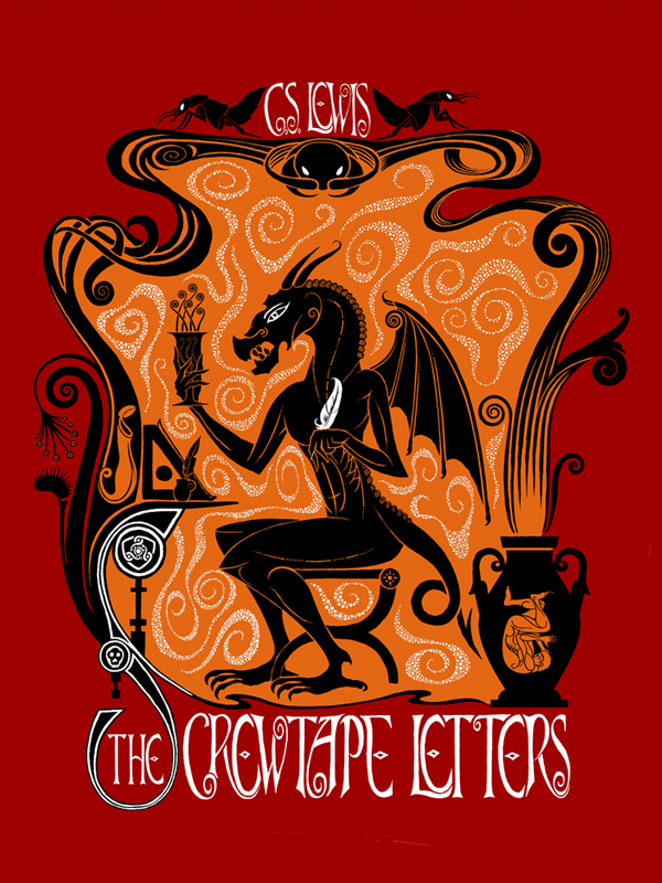 The Screwtape Letters by McJade on DeviantArt
