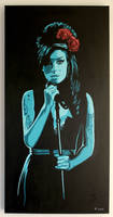 Amy Winehouse by McJade