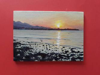 Pantai Wini II by McJade