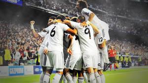 Real Madrid 2013/14 HD Wallpaper