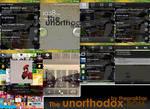 The unorthodox ROM Screenshots For LG P350