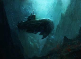 Submarine by Artemetra