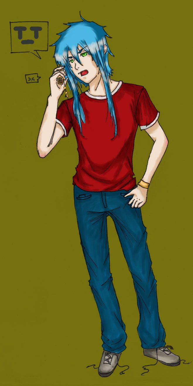 Anime Boy full body by Panda92 on DeviantArt