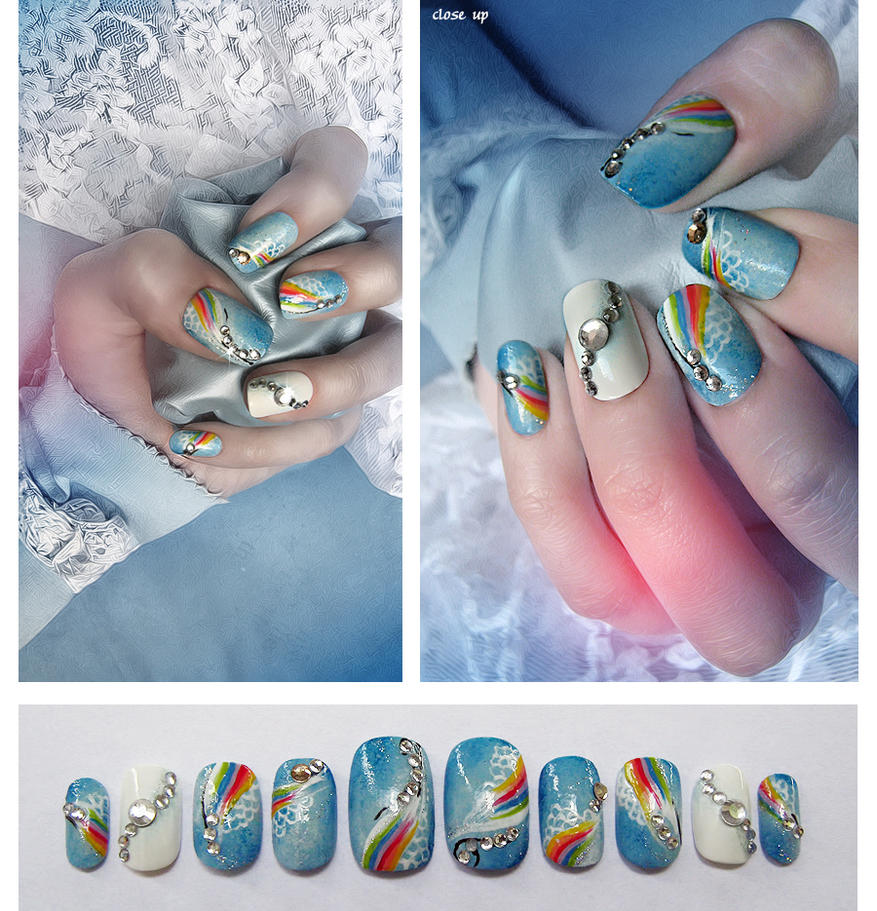 Nail Art History: Art History: Nail Art Feature By Bradleysays On DeviantArt