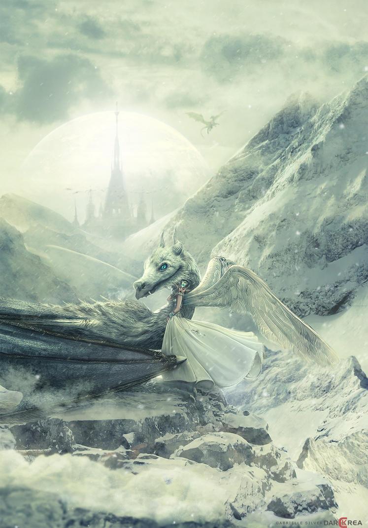 The Valley Of Frozen Hearts by DarkCrea