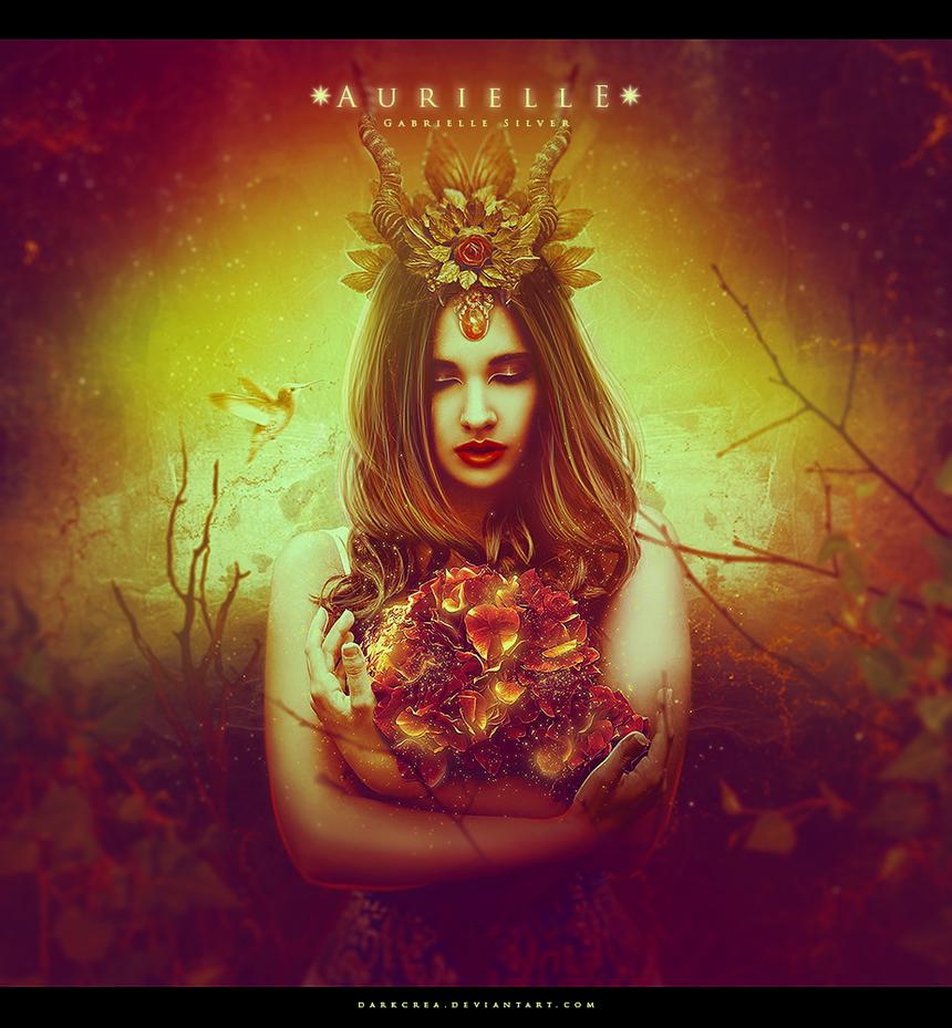 Aurielle by DarkCrea