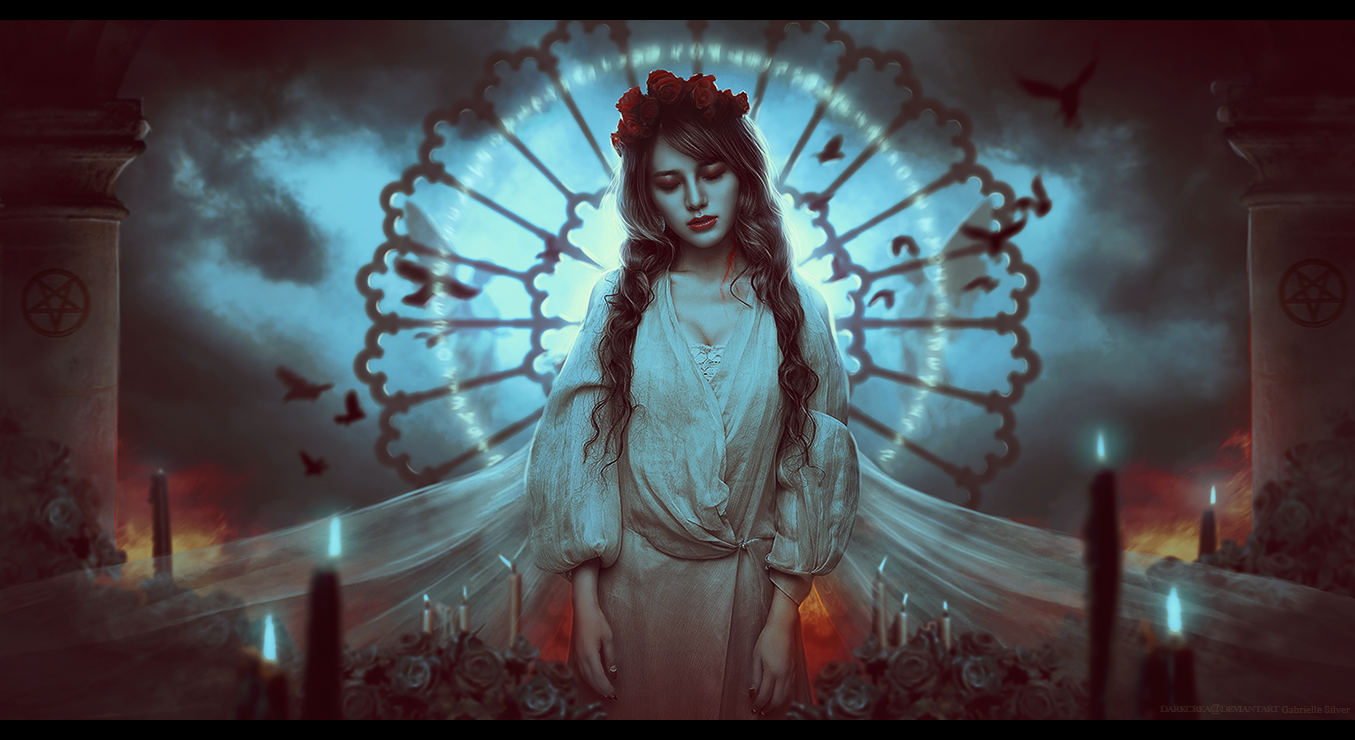 Gone With The Sin by DarkCrea