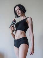 Gun Pose Reference - 16