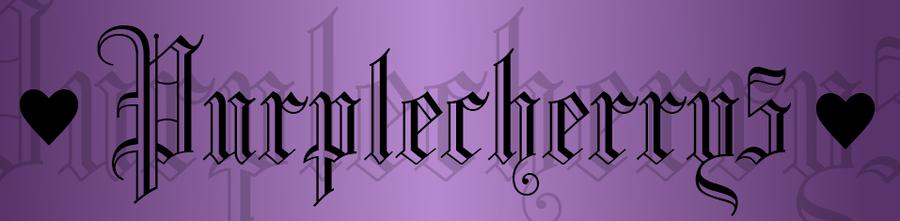 Bigger Banner of Coolness-ness by Purplecherry5