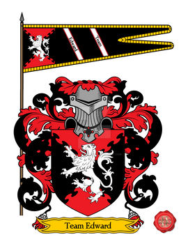 Team Edward Coat of Arms