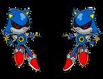 Metal Sonic CoAs