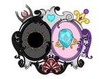 King Sombra and Princess Cadence CoAs