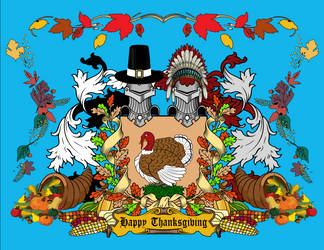 Thanksgiving CoAs by Lord-Giampietro