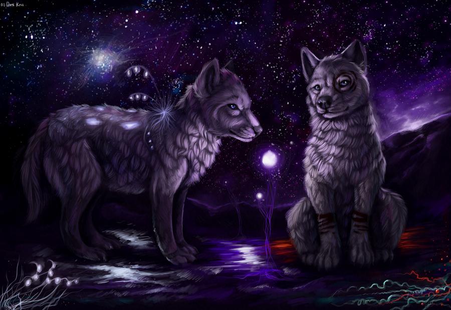 .:Magic Night:. by Krizll