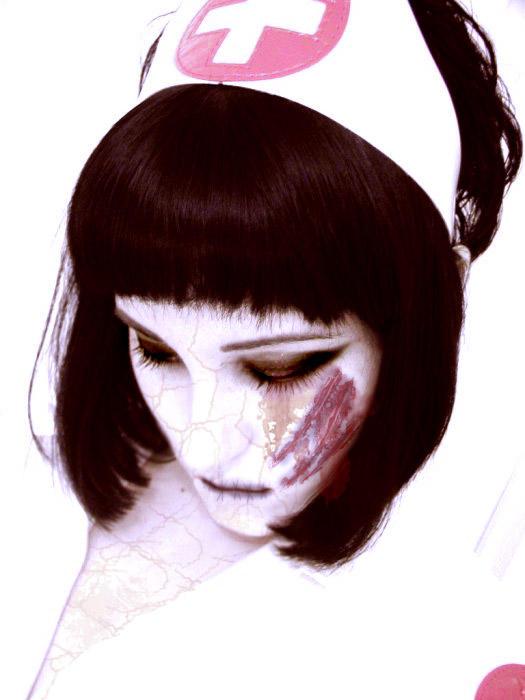 Zombie Nurse by ransim