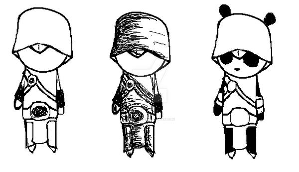 Altaiir Evolution :3 by Smileysheep