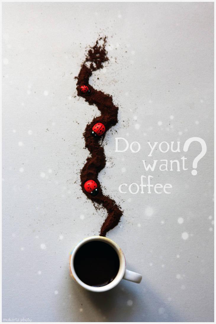 Coffee?? by Mokarta-Photo