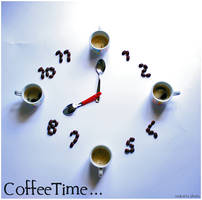 Coffee Time by Mokarta-Photo