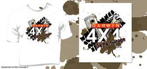 Darwin4x4.net Shirt Concept 2