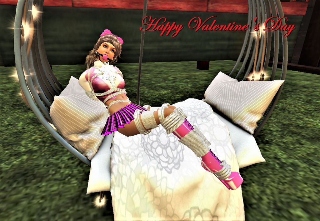 Maddy wishes you a Happy Valentine's Day by Battleford