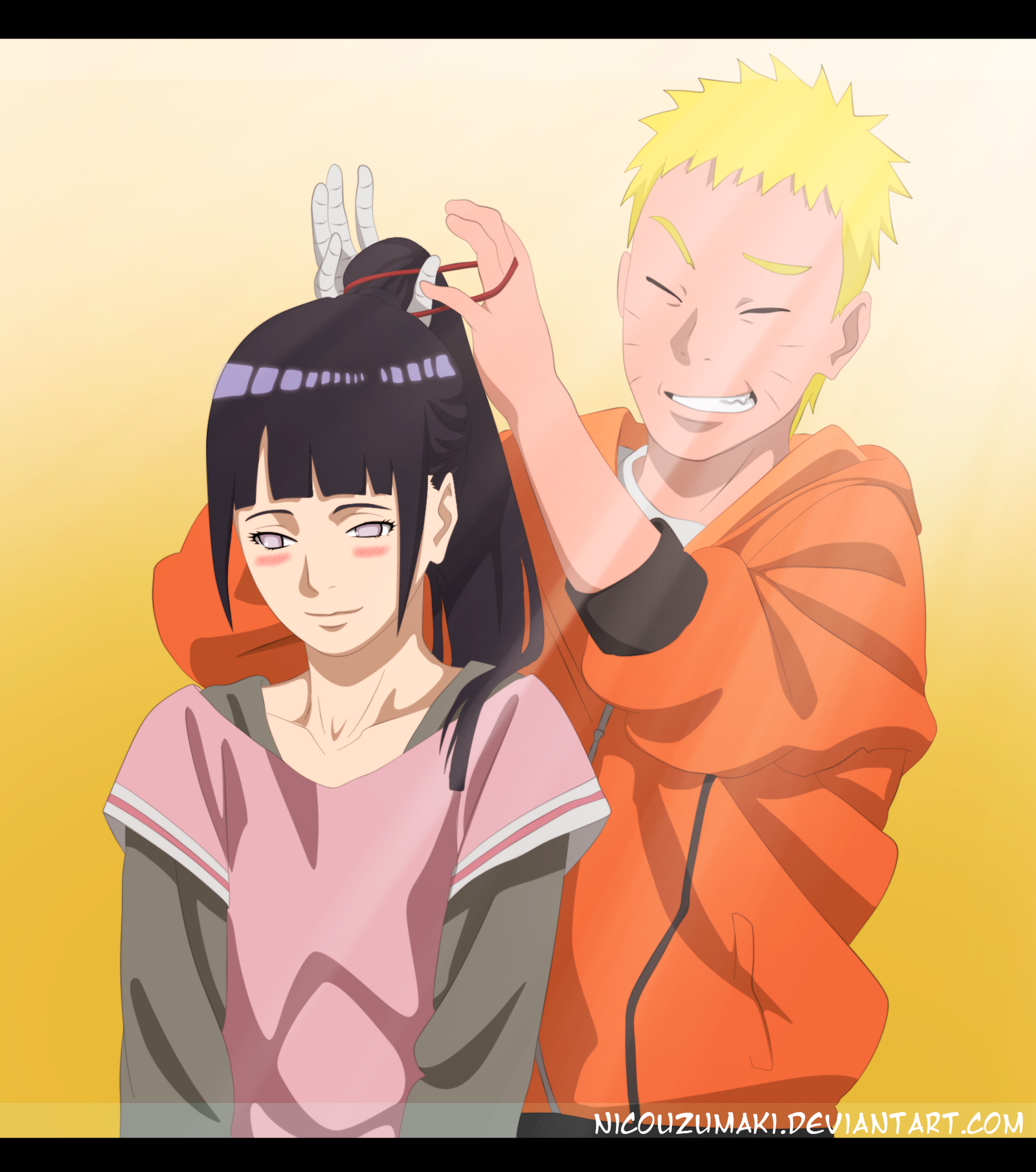 Naruto y hinata by nicouzumaki on deviantart naruto y hinata by nicouzumaki voltagebd Images