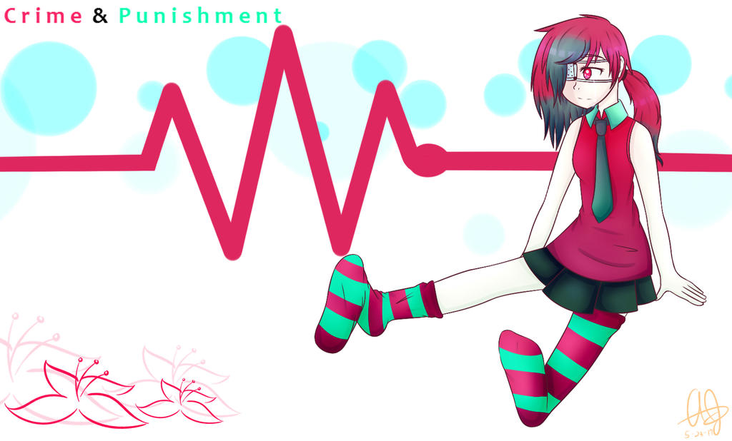 Persona||Crime and Punishment by AJDraws20XX