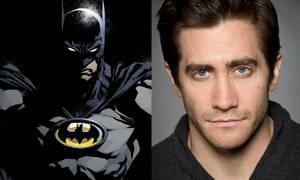 Jake Gyllenhaal as The Batman (DC Comics)