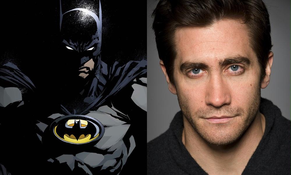 Image result for gyllenhaal batman