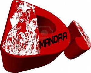 DJ Mandra Logo