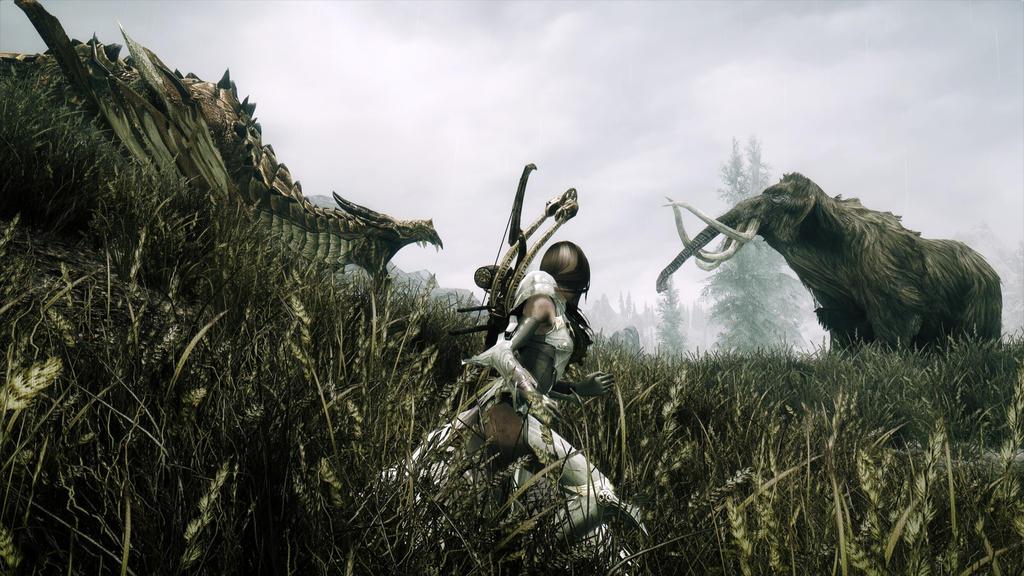 Skyrim Ultimate скачать торрент - фото 10