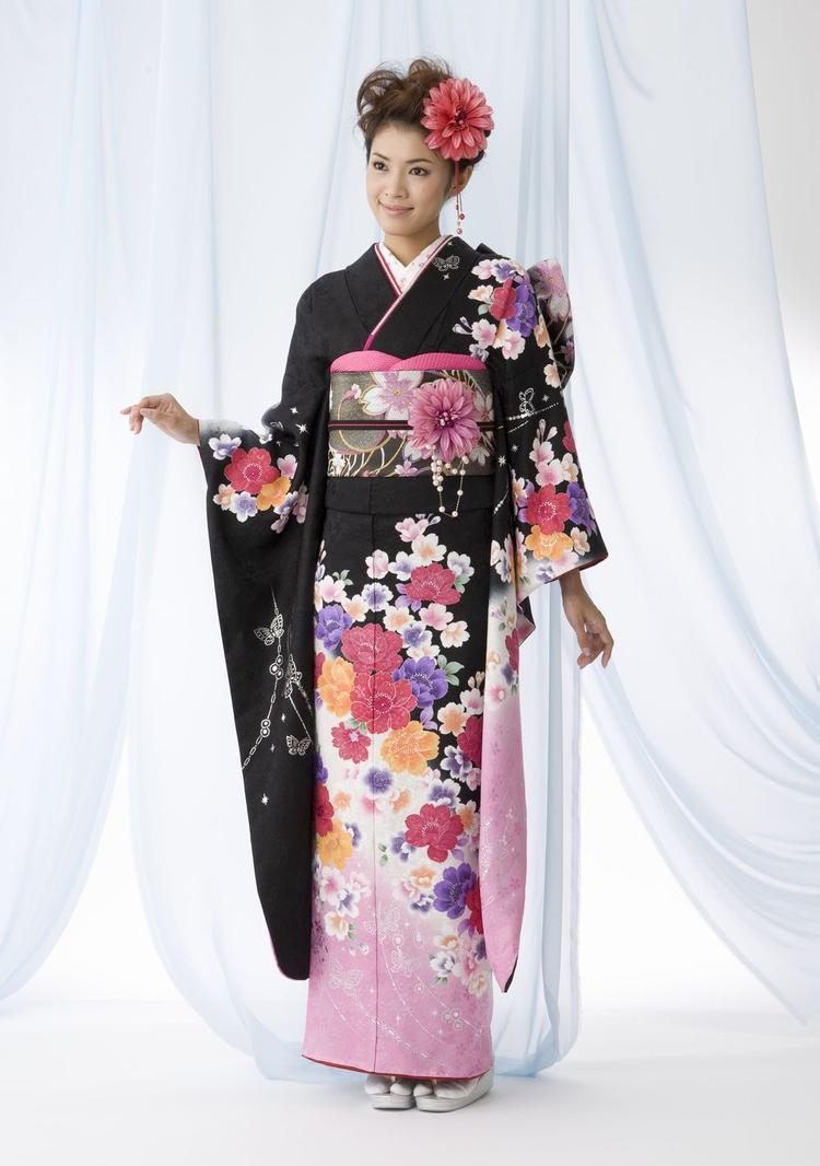 Japanese KIMONO 1 by nicojay