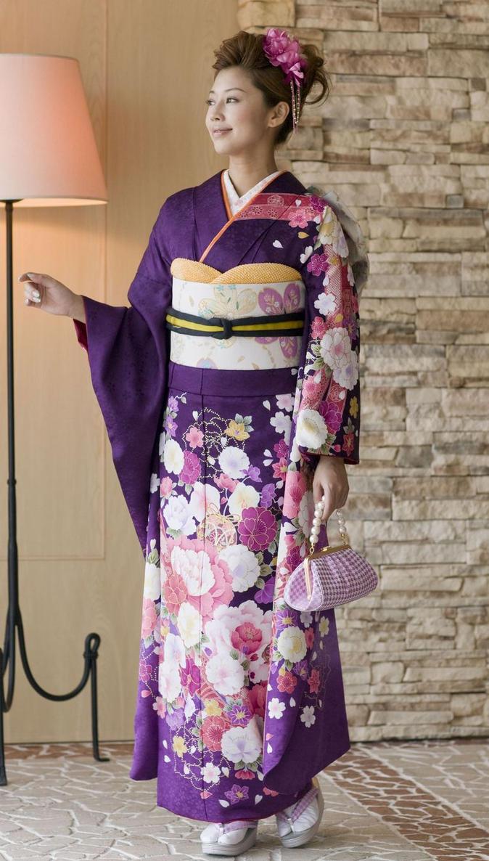 Japanese KIMONO 3 by nicojay