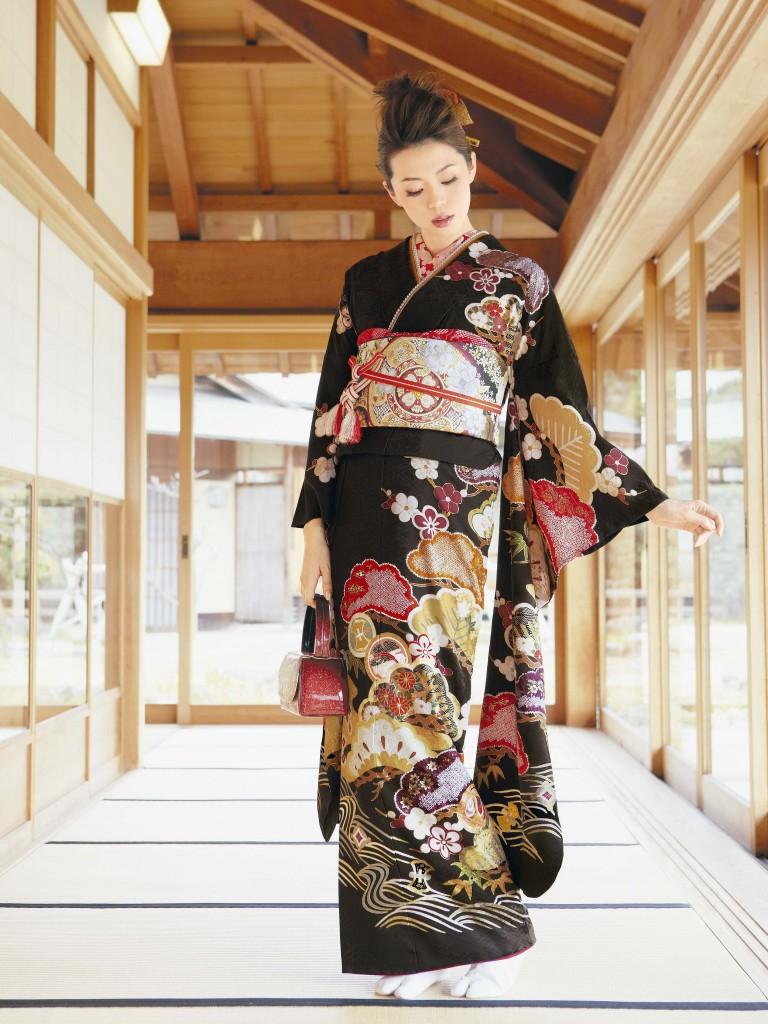Japanese KIMONO 6 by nicojay