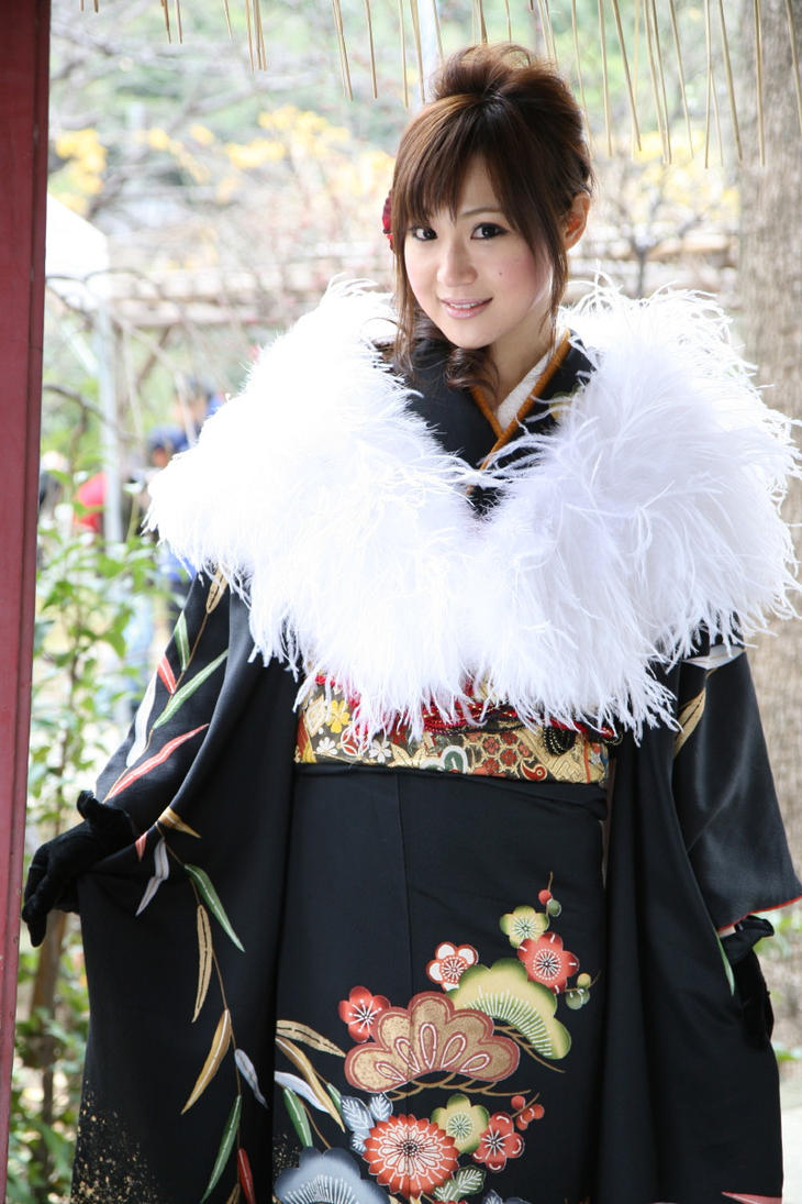 Japanese KIMONO 11 by nicojay