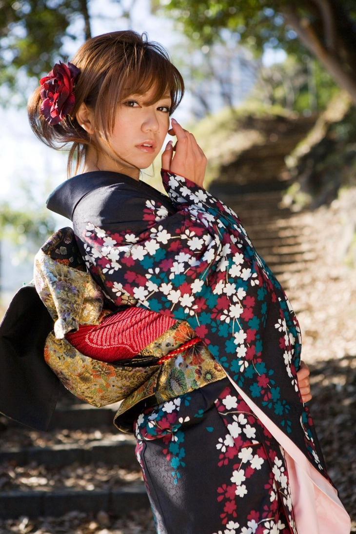 Japanese KIMONO 12 by nicojay